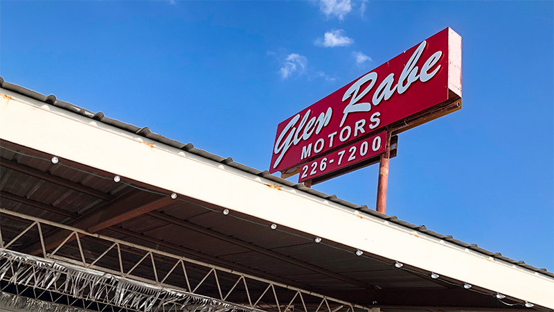 Glen Rabe Car Dealership | Ardmore | Oklahoma