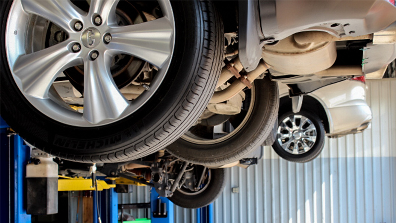 Tire Repairs | Glen Rabe Motors